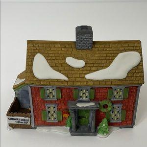 """Dept 56 """"SHINGLE CREEK HOUSE """""""